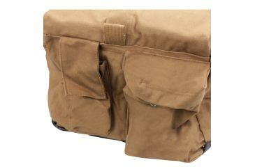 "Texsport Tactical Coyote Canvas Bag, 34in.x15in.x12in., - Two (2) FREE LMS""UNI""ES 191118"