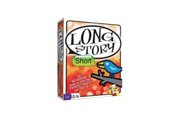 The Game Chef Long Story Short 5374