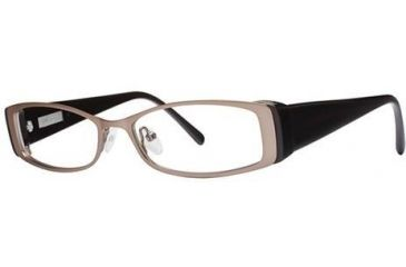 Theory TH1115 Eyeglass Frames - Frame Light Brown/Brown, Size 51/15mm TH111501