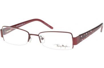 Thierry Mugler 9074 Eyewear - Brushed Burgundy (c1)