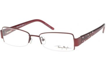 a87daacde6a4 Thierry Mugler Swarovski Crystals Eyeglass Frames 9074 | Free ...