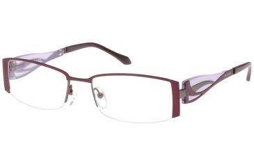 Thierry Mugler Progressive Eyeglasses 30012 Plum-Lavender Frame, Women, 52-18-135 30012-C1PROG