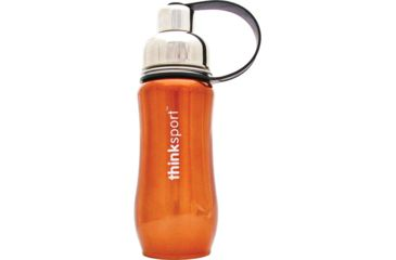 Thinksport  Ss Bottle 350ml-org SB9350O
