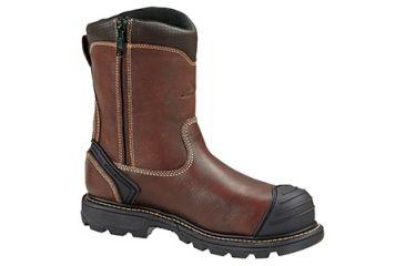 1-Thorogood Mens GENflex2 Side Zip Wellington Composite Toe
