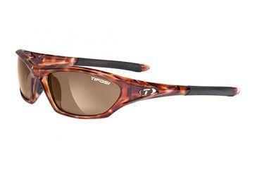 Tifosi Optics Core Single Vision Sunglasses - Tortoise Frame 200501050RX
