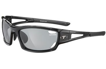 Tifosi Optics Dolomite 2.0 w/ Smoke Polorized FC Lenses, Gloss Black Frame 1020600261