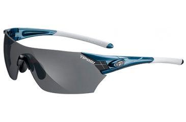 Tifosi Optics Podium w/ AC Red, Clear, Smoke Lenses, Sky Blue Frame 1000103601