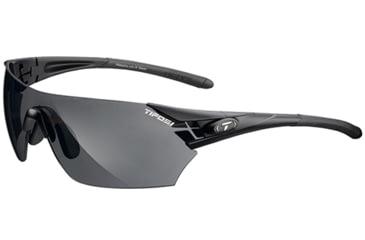 Tifosi Optics Podium w/ EC, GT, Smoke Lenses, Matte Black Frame 1000200115
