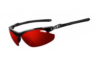 Tifosi Optics Tyrant 2.0 Sunglasses, Gloss Black 1120100221