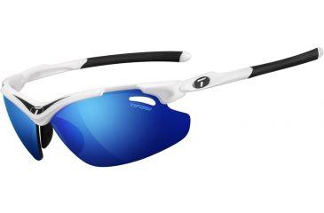 Tifosi Optics Tyrant 2.0 Sunglasses, White-Black 1120204825