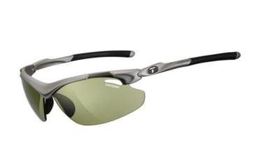 Tifosi Optics Tyrant 2.0 Sunglasses, Iron 1120300432