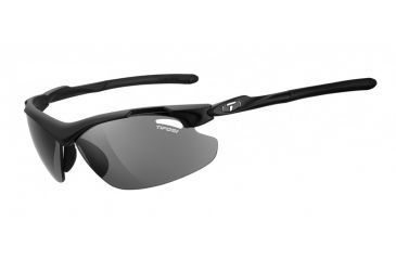 Tifosi Optics Tyrant 2.0 Sunglasses, Matte Black +1.5 1120800186