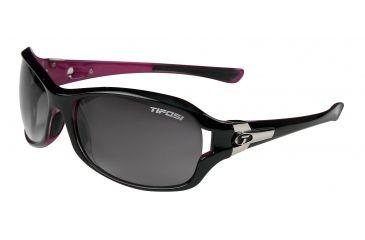 Tifosi Dea Progressive Prescription Sunglasses - Gloss Black & Pink Frame 0090103206