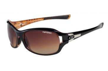 Tifosi Dea Single Vision Prescription Sunglasses - Sundown Frame 0090103307