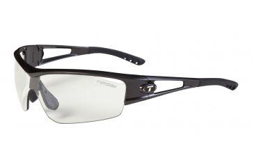 Tifosi Logic Sunglasses - Gloss Magnesium Frame, Light Night Fototec Lenses 0050300931