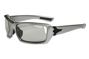 Tifosi Mast Sunglasses - Gunmetal Frame, Light Night Fototec Lenses 0020300331