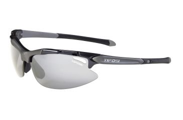Tifosi Pave' Sunglasses - Midnight Blue Frame, Light Night Fototec Lenses 0130303531