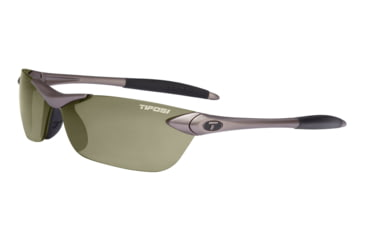 Tifosi Seek Sunglasses - Iron Frame, All Terrain Green Fototec Lenses 0180300432
