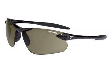 Tifosi Seek FC Sunglasses - Gloss Black Frame, GT Lenses 0190400275