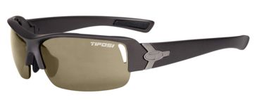 Tifosi Slope Sunglasses - Magnesium Frame, Brown Polarized/AC Red/Yellow Lenses 0030700812