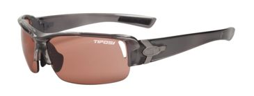 Tifosi Slope Sunglasses - Smoke Frame, High Speed Red Fototec Lenses 0030302830