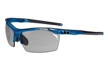 Tifosi Tempt Sunglasses - Sky Blue Frame, Smoke/AC Red/Clear Lenses 0140103601