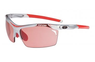 Tifosi Tempt Sunglasses - Race Red Frame, High Speed Red Fototec Lenses 0140301830