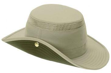 Tilley LTM3 Snap-Up Airflo Hat - Men s -Khaki Olive-7 and 9af26615b359