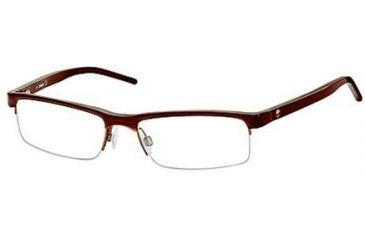 Timberland TB1069 Eyeglass Frames - Matte Dark Bronze Frame Color