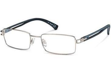 Timberland TB1138 Eyeglass Frames - Shiny Light Ruthenium Frame Color