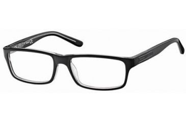 Timberland TB1177 Eyeglass Frames - Black Frame Color