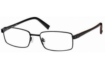 Timberland TB1181 Eyeglass Frames - Matte Black Frame Color