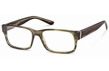 Timberland TB1210 Eyeglass Frames - Dark Green Frame Color
