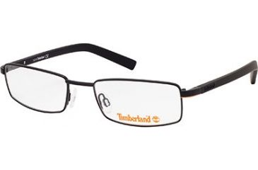 Timberland TB1213 Eyeglass Frames - Shiny Black Frame Color
