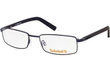 Timberland TB1213 Eyeglass Frames - Matte Blue Frame Color