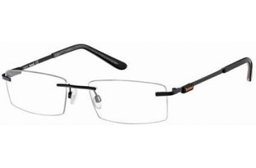 Timberland TB1216 Eyeglass Frames - Shiny Black Frame Color