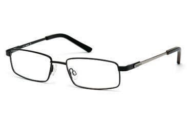 Timberland TB1271 Eyeglass Frames - Matte Black Frame Color