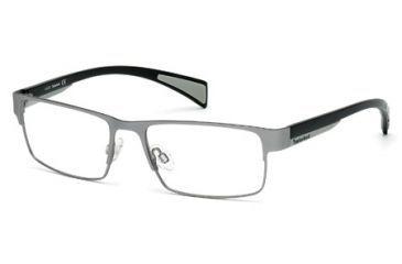 Timberland TB1274 Eyeglass Frames - Matte Dark Green Frame Color