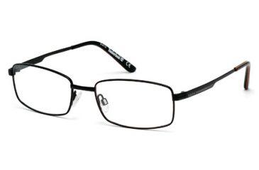 Timberland TB1276 Eyeglass Frames - Matte Black Frame Color