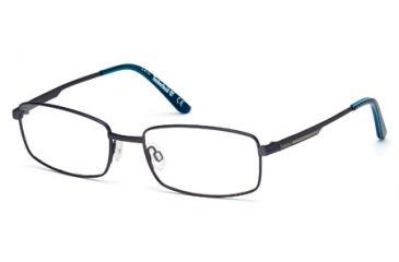 Timberland TB1276 Eyeglass Frames - Matte Blue Frame Color