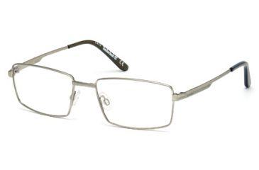Timberland TB1277 Eyeglass Frames - Matte Light Ruthenium Frame Color