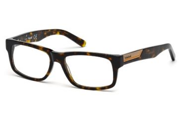 Timberland TB1288 Eyeglass Frames - Dark Havana Frame Color