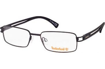 Timberland TB1526 Eyeglass Frames - Matte Black Frame Color