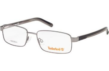Timberland TB1527 Eyeglass Frames - Shiny Light Nickeltin Frame Color