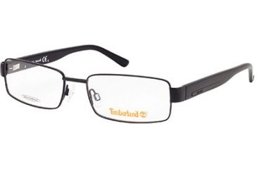 Timberland TB1528 Eyeglass Frames - Shiny Black Frame Color