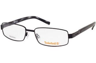 Timberland TB1529 Eyeglass Frames - Matte Black Frame Color