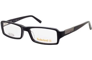 Timberland TB1530 Eyeglass Frames - Black / White Frame Color