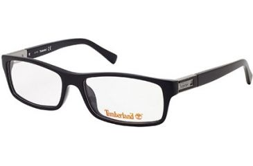Timberland TB1533 Eyeglass Frames - Shiny Black Frame Color