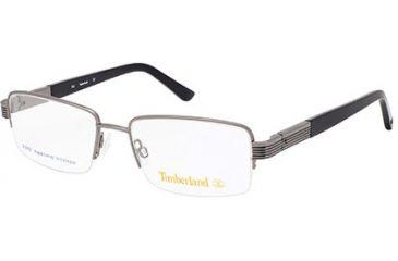 Timberland TB1534 Eyeglass Frames - Shiny Gun Metal Frame Color