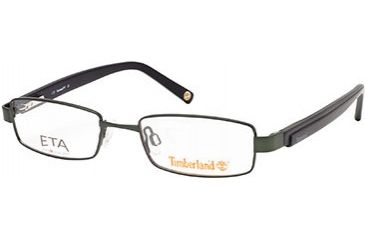 Timberland TB5037 Eyeglass Frames - Shiny Dark Green Frame Color